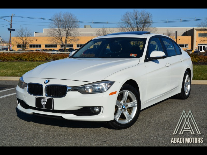 2013 BMW 3 Series 4dr Sedan 328i xDrive AWD With Navigation