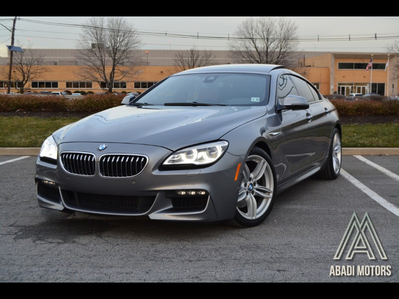 2017 BMW 6 Series 640i xDrive Gran Coupe M-Sport