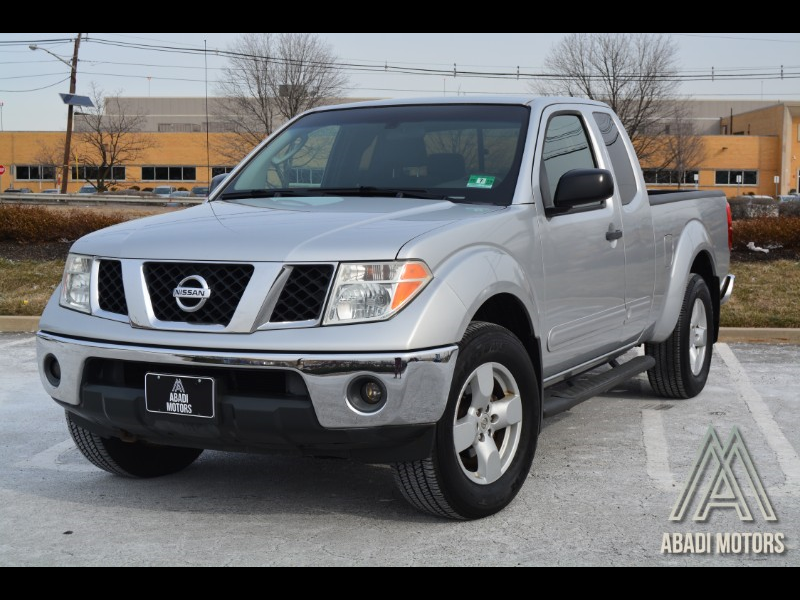 2005 Nissan Frontier 4WD LE King Cab V6 Auto