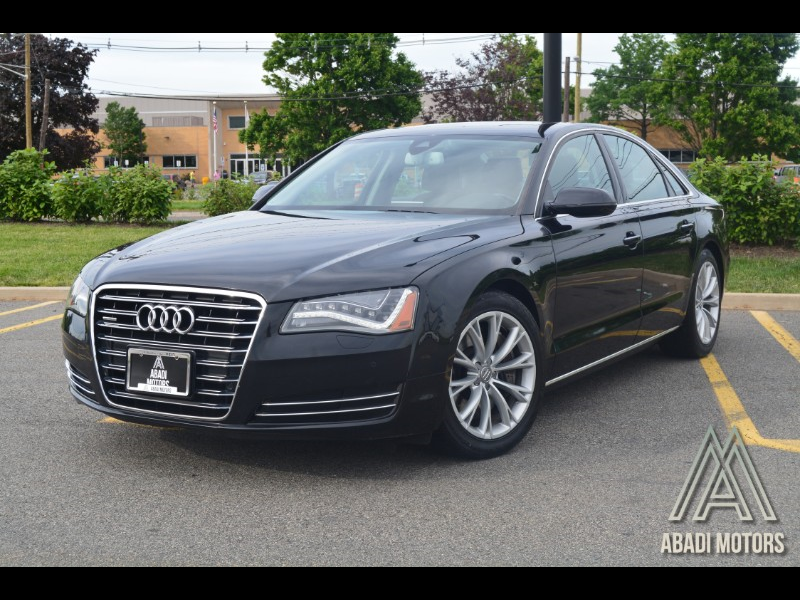 2012 Audi A8 4dr Sdn