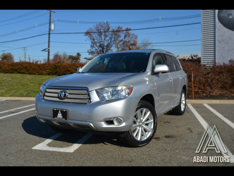2009 Toyota Highlander Hybrid 4WD 4dr Limited w/3rd Row (Natl)