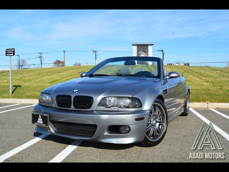 2004 BMW 3 Series M3 2dr Convertible