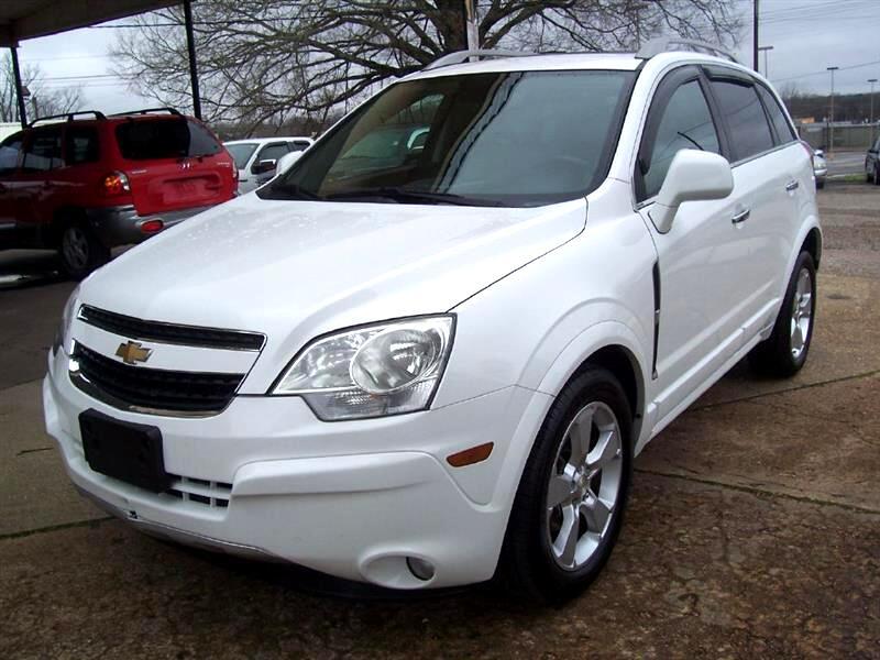 Chevrolet Captiva Sport LTZ FWD 2014