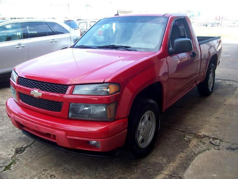 Chevrolet Colorado Work Truck 2WD 2008
