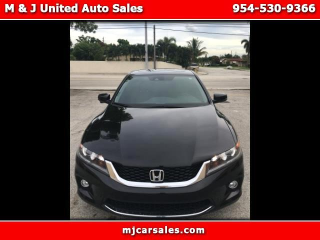 2014 Honda Accord EX-L Coupe CVT