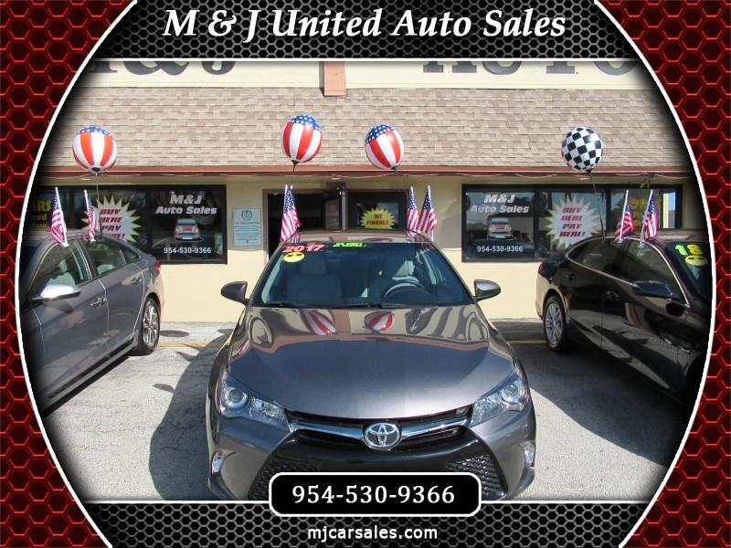 2017 Toyota Camry 4dr Sdn CE Auto
