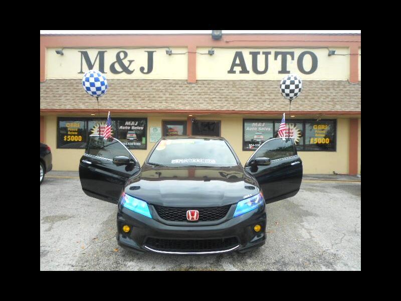 2014 Honda Accord Coupe 2dr I4 CVT EX-L