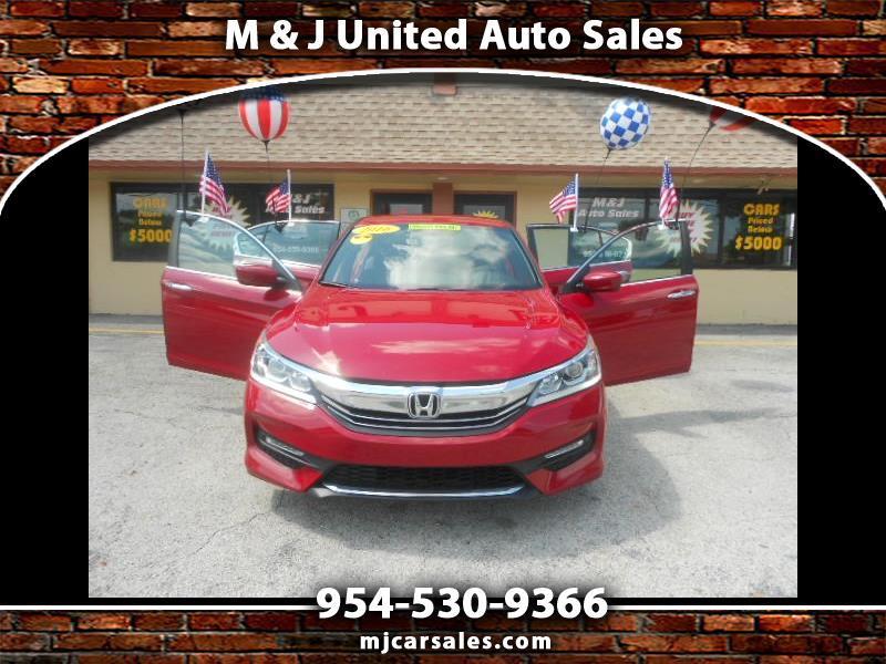 2016 Honda Accord Special Edition