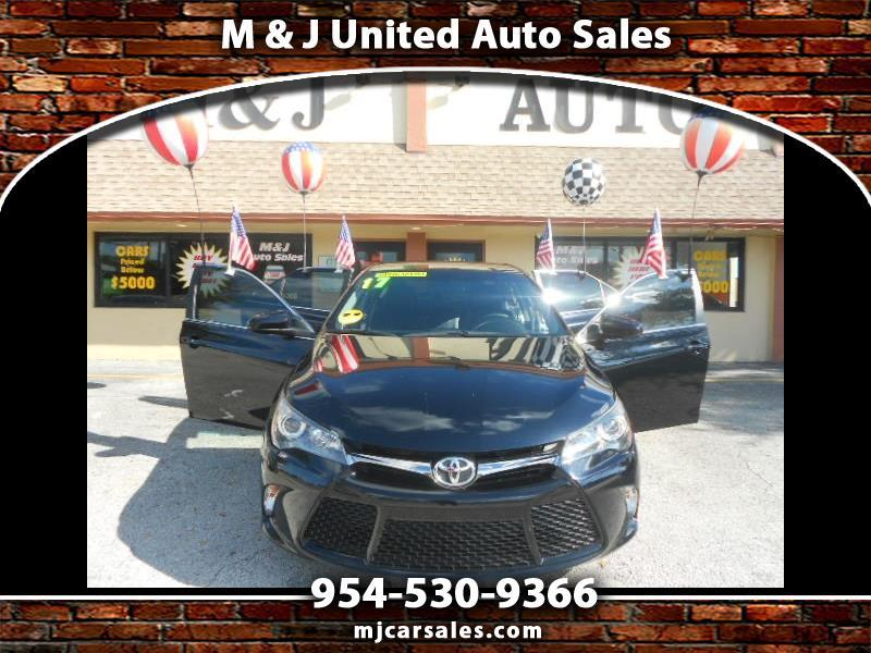 2017 Toyota Camry 4dr Sdn I4 Auto XLE (Natl)