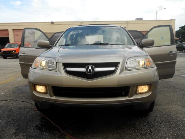 2004 Acura MDX 6-Spd AT w/Tech and Entertainment Package