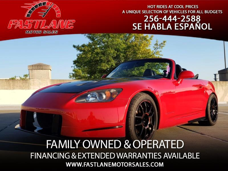 2008 Honda S2000 6-Speed MT