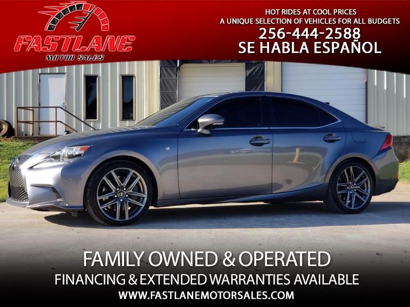 Lexus IS IS 350 F Sport RWD 2014