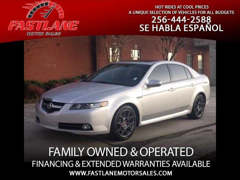 Used 2007 Acura Tl Type S 5 Speed At For Sale In Athens Al
