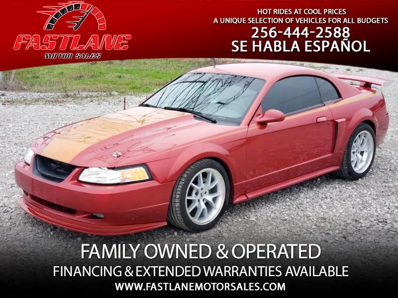 Ford Mustang 2dr Cpe GT Premium 2001