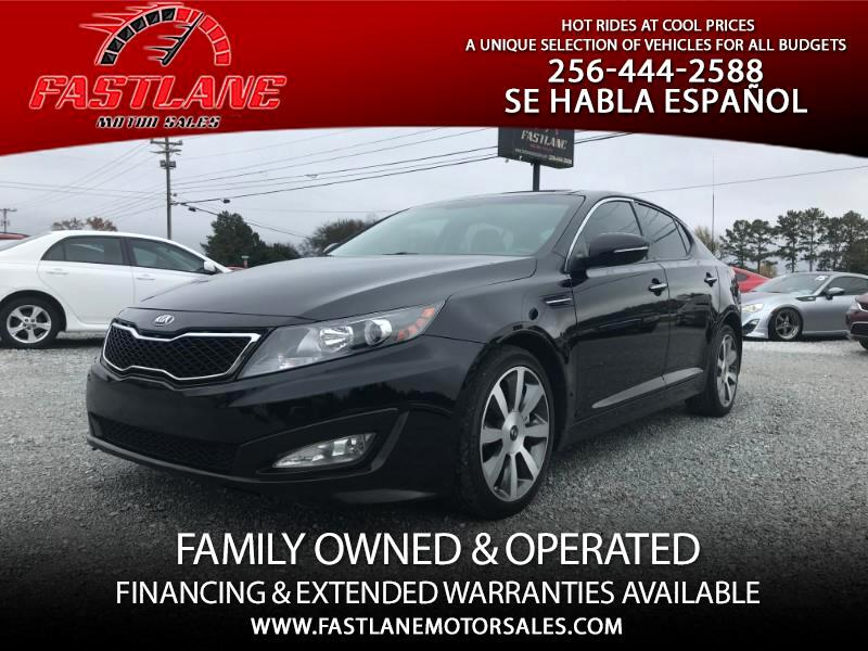 Kia Optima 4dr Sdn SX Turbo 2013
