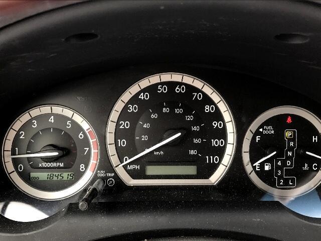 Toyota Sienna XLE 2004