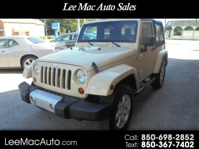 2011 Jeep Wrangler Sahara 4WD