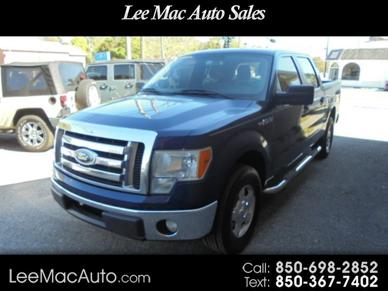 2011 Ford F-150 XLT SuperCrew 5.5-ft. Bed 2WD