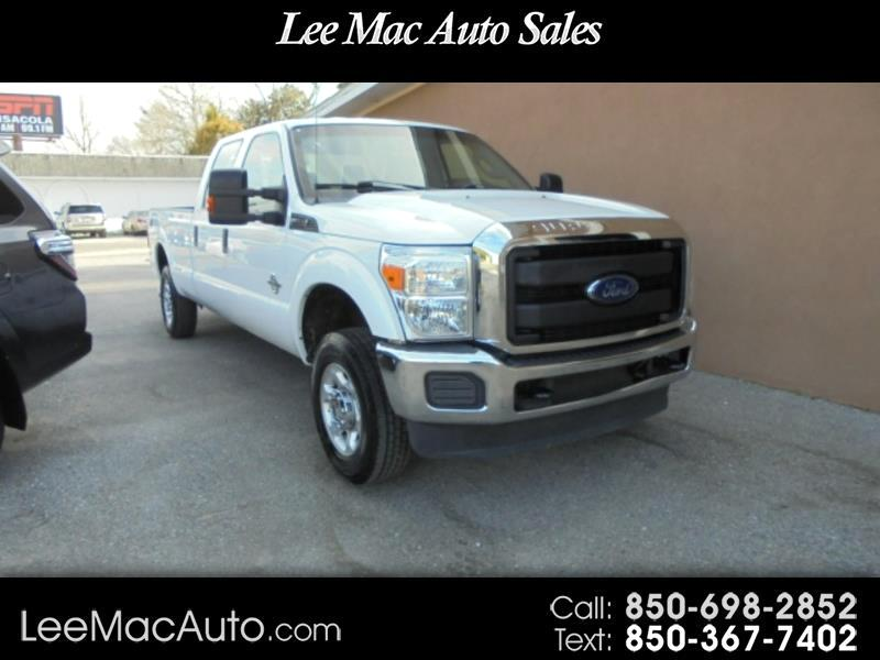 Ford F-250 SD XL Crew Cab 4WD 2016