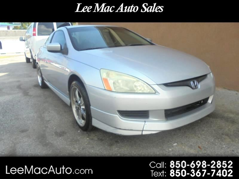 Honda Accord EX V-6 Coupe AT with XM Radio 2005