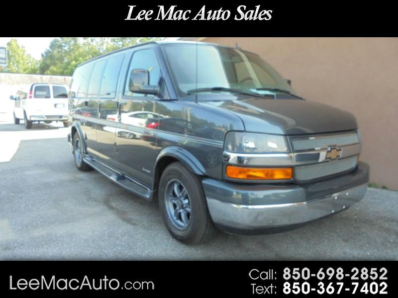 Chevrolet Express G1500 3LT RV 2014