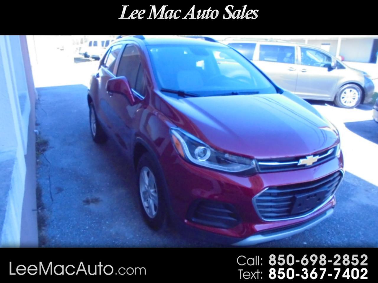 Chevrolet Trax FWD 4dr LT 2019