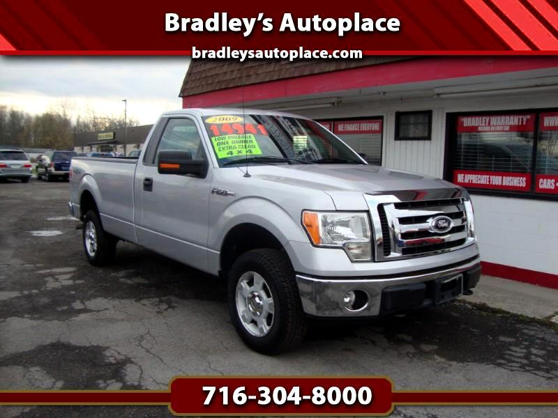 Ford F-150 XLT 8-ft. Bed 4WD 2009