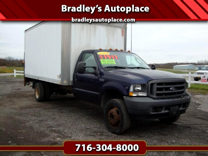 Ford F-550 Regular Cab 2WD DRW 2004