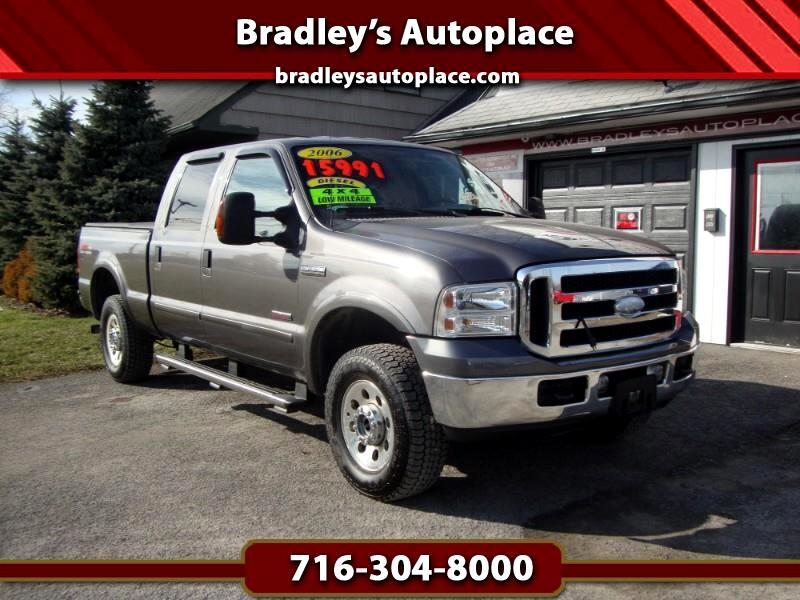 Ford F-250 SD FX4 Crew Cab Long Bed 4WD 2006