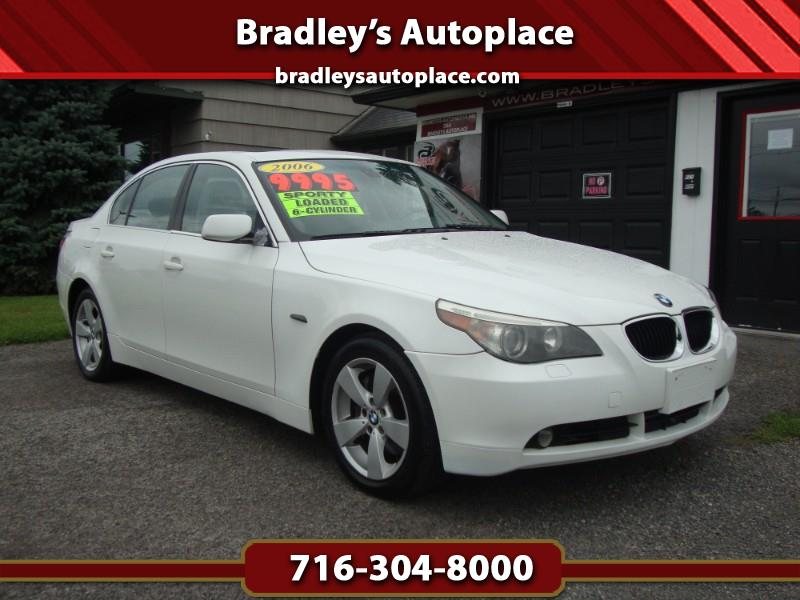 BMW 5-Series 530xi 2006
