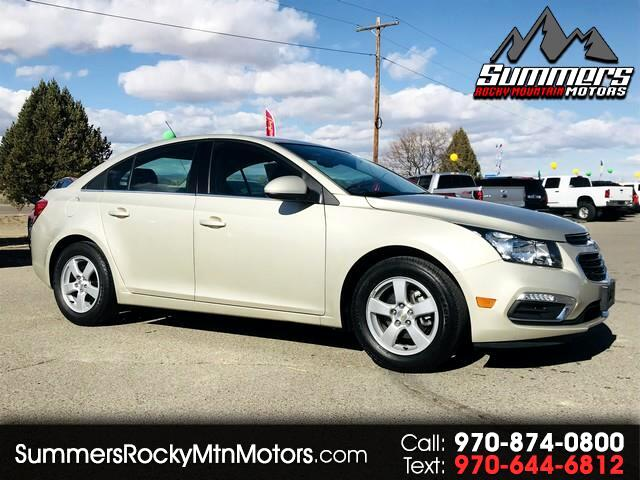 2016 Chevrolet Cruze Limited LT-1