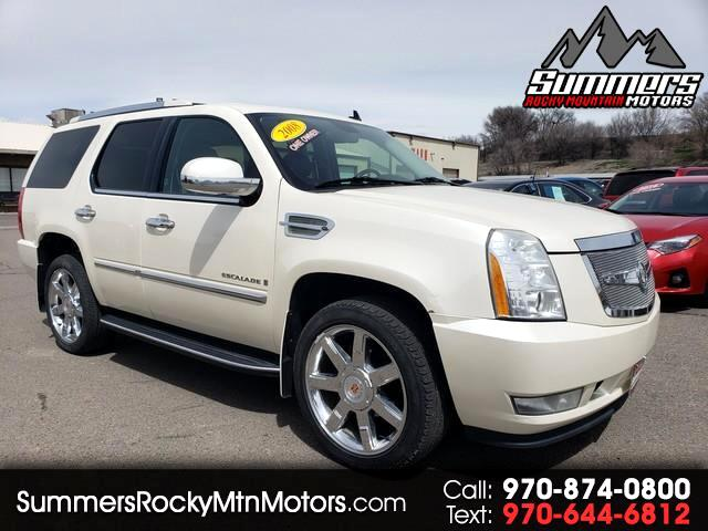2008 Cadillac Escalade BASE AWD