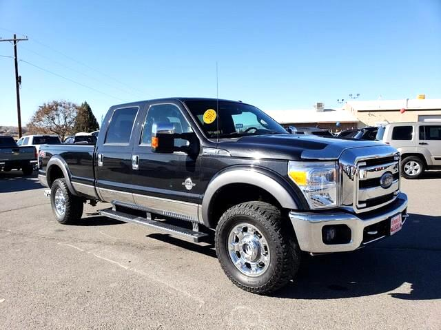 2012 Ford F-350 SD LARIAT FX4