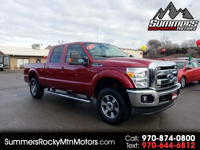 2016 Ford F-250 SD LARIAT FX4