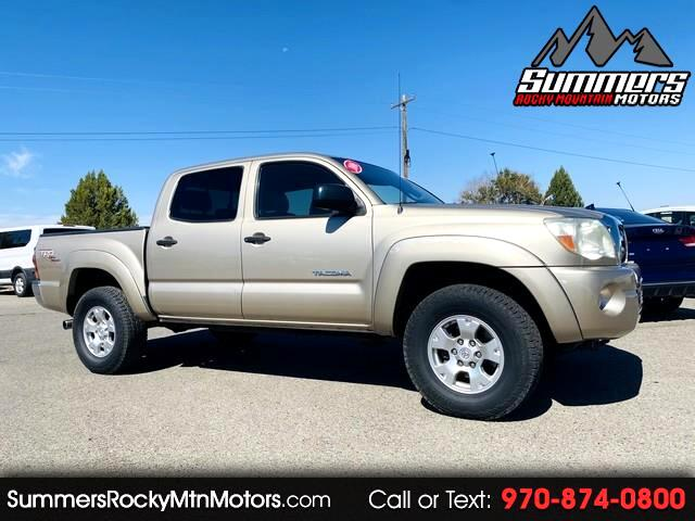 Toyota Tacoma 4WD Double 128 V6 AT (Natl) 2006