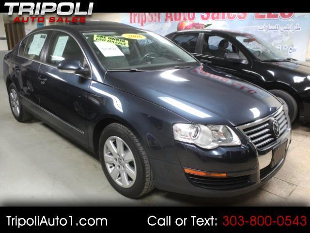 2006 Volkswagen Passat Value Edition