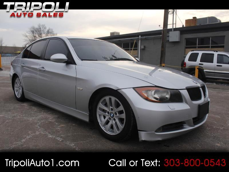 2006 BMW 3-Series 325xi Sedan