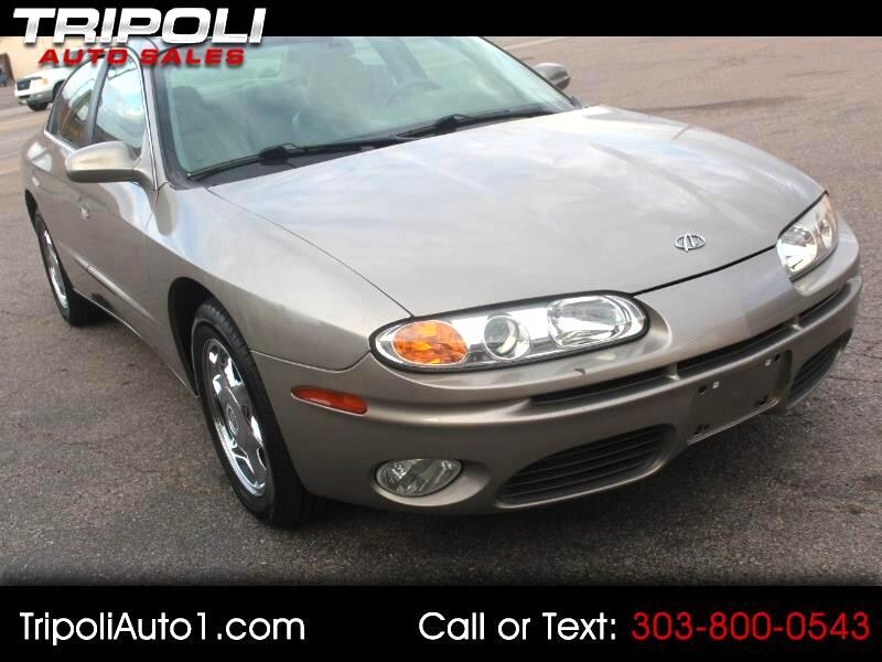 2001 Oldsmobile Aurora 4.0L Sedan