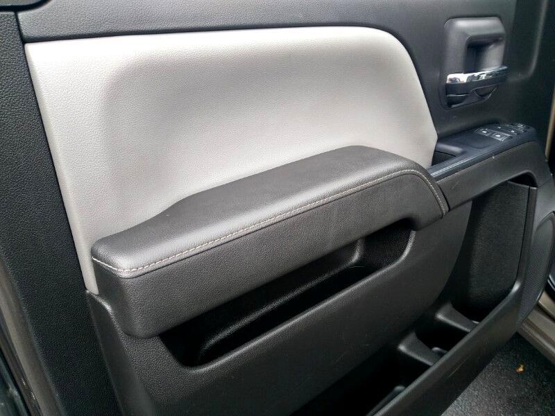 2015 Chevrolet Silverado 1500 Work Truck Short Box 2WD