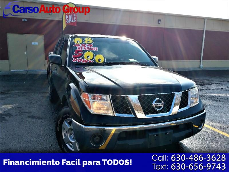 2008 Nissan Frontier SE-V6 Crew Cab 4WD