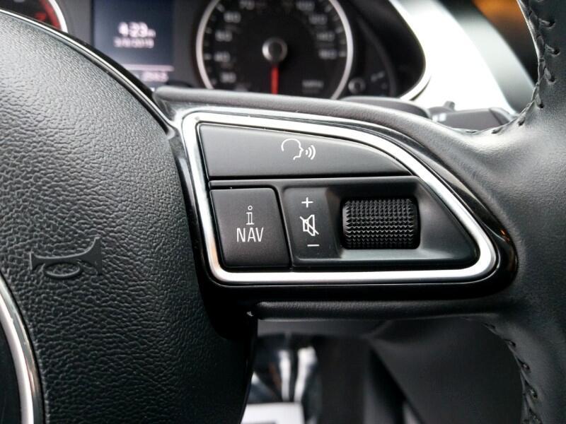 2013 Audi A4 2.0T Sedan quattro Tiptronic