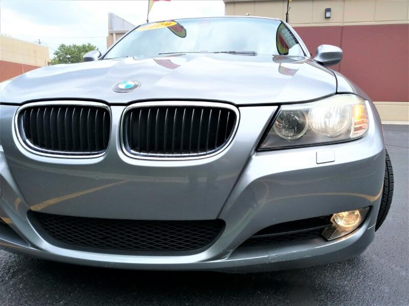 BMW 3-Series 328xi 2009