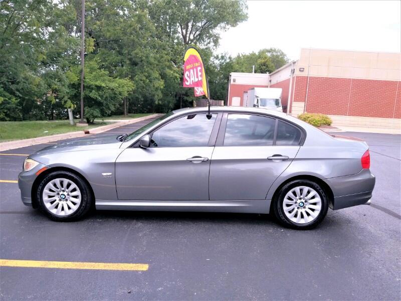 BMW 3-Series 328xi 2009