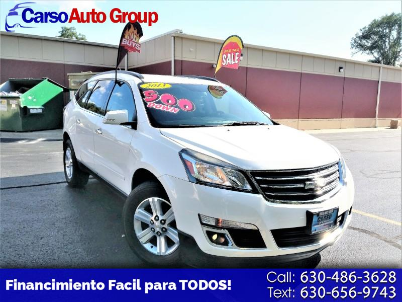Chevrolet Traverse 2LT FWD 2013