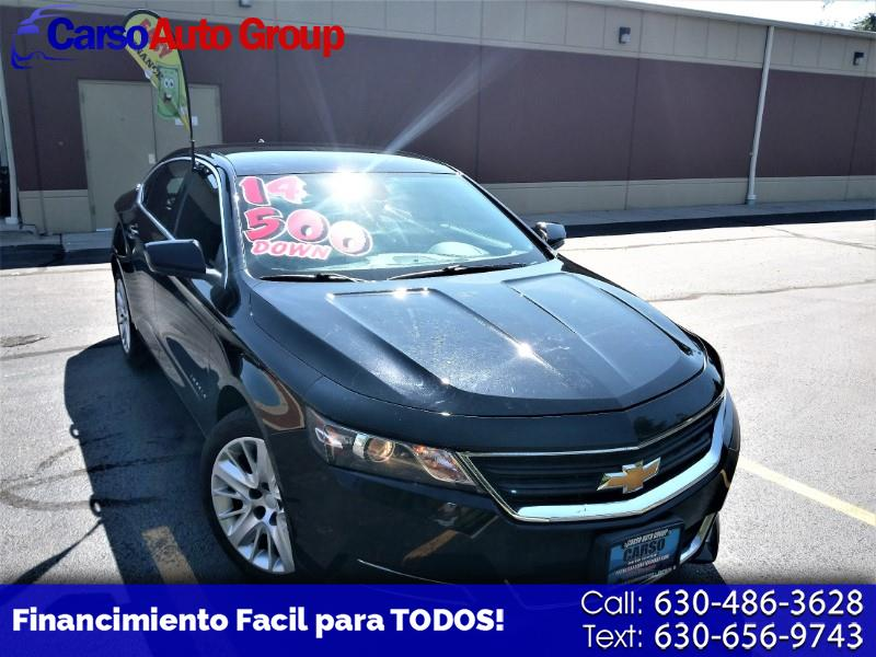 Chevrolet Impala LS Fleet 2014