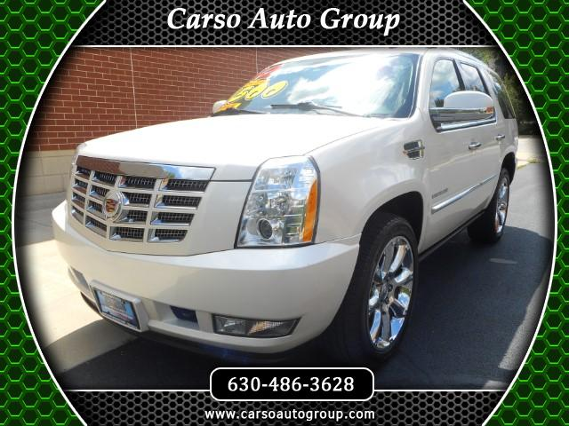 2012 Cadillac Escalade AWD Luxury