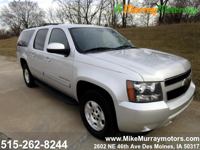 buy here pay here 2011 chevrolet suburban lt 1500 4wd for sale in des moines ia 50317 murray. Black Bedroom Furniture Sets. Home Design Ideas