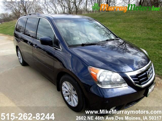 2008 Honda Odyssey Touring w/ PAX Tires