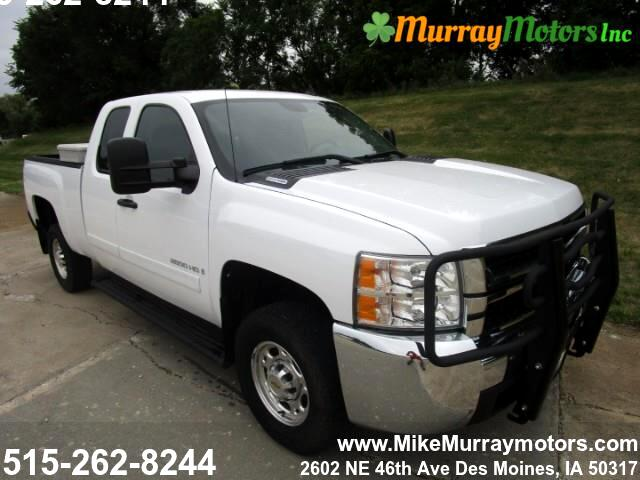 2008 Chevrolet Silverado 2500HD LT1 Ext. Cab Std. Box 4WD