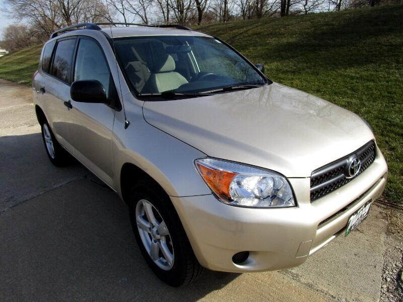 2008 Toyota RAV4 Base I4 4WD